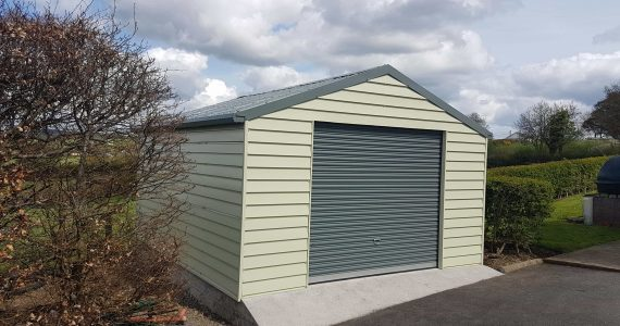 Garden Shed – Recreational